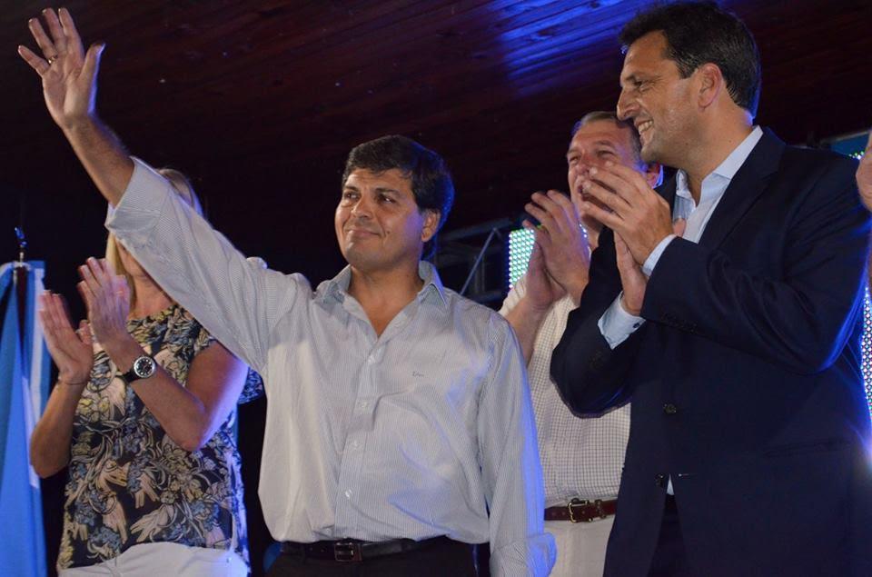 """Tapalqué: el Frente Renovador denuncia """"persecución política"""" del intendente Cocconi"""