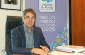 Guido Lorenzino ya se puso al frente de la Defensoría del Pueblo