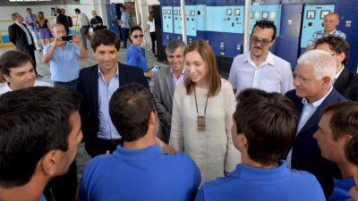 """""""Un año no alcanza para cambiar lo que no funcionó en 25"""", dijo Vidal de recorrida por Chivilcoy y Chacabuco"""