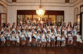 XXV Fiesta del Girasol / Presentaron las postulantes a reina del partido de Carlos Casares