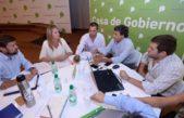 Baradero / Antonijevic y Genoud presentaron un plan de obras 2017