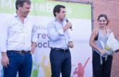 """Alte Brown / Gribaudo: """"No queremos jubilados en un trámite, queremos que exijan y que sueñen una mejor argentina"""""""