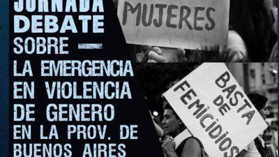 Mañana en Diputados se realizará una Jornada Debate sobre la Emergencia en Violencia de Género