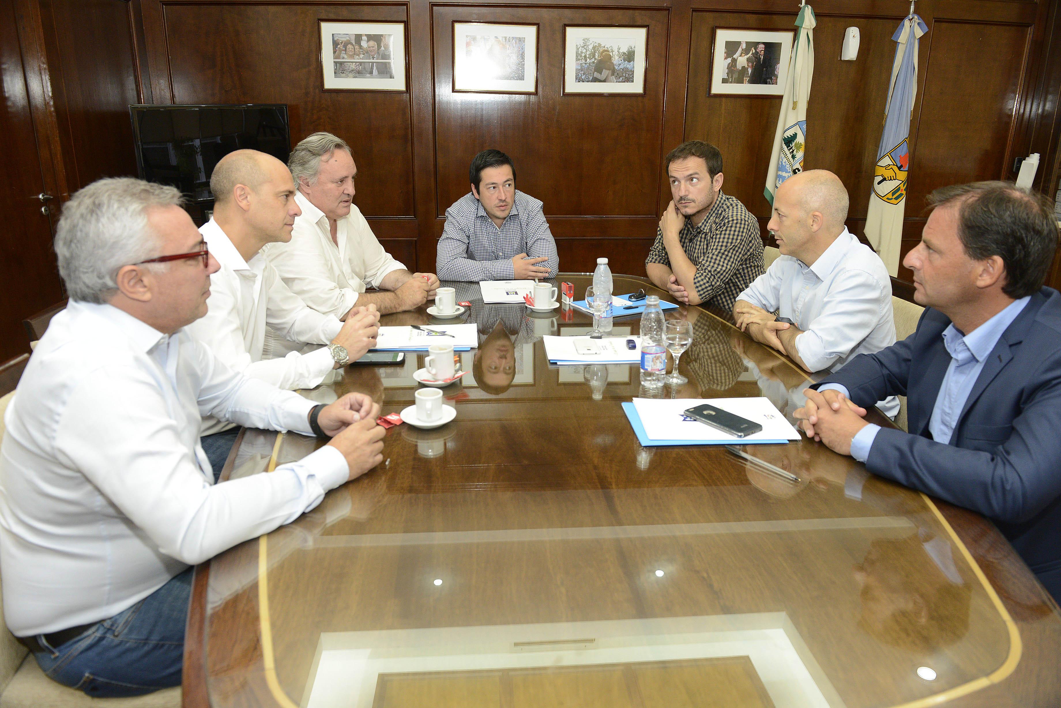 Se creó formalmente el Consorcio de municipios Región Norte II