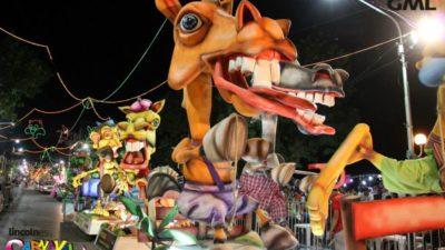 Los carnavales copan la Provincia: Agenda turística del finde largo