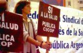 Nuevo paro en los hospitales bonaerenses: La CICOP exige ser convocada a paritarias