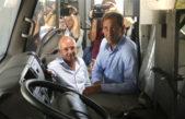 Histórico / La Plata tendrá su primera planta automotriz radicada en la ciudad