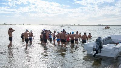 """Se viene la cuarta Maratón """"Aguas Abiertas"""" en Trenque Lauquen"""