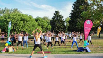La Plata / Continúan las actividades deportivas gratuitas en febrero