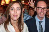 """Vidal """"muy incómoda"""" por las preguntas de un periodista en su visita fugaz por Carlos Casares"""