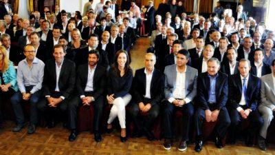 """El vidalismo ya tiene slogan para las elecciones: """"La campaña es la gestión"""""""