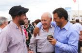 """Massa con Lavagna y Solá pasaron por ExpoAgro """"necesitamos bajar el costo y la presión impositiva en la cadena de valor"""""""