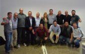 La Plata /  El sindicalismo platense se reunió con Saintout
