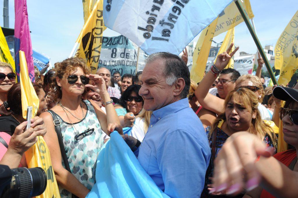 Buenos Aires 7 marzo 2017 julio Pereyra  foto Rolando Andrade Stracuzzi ley 11723