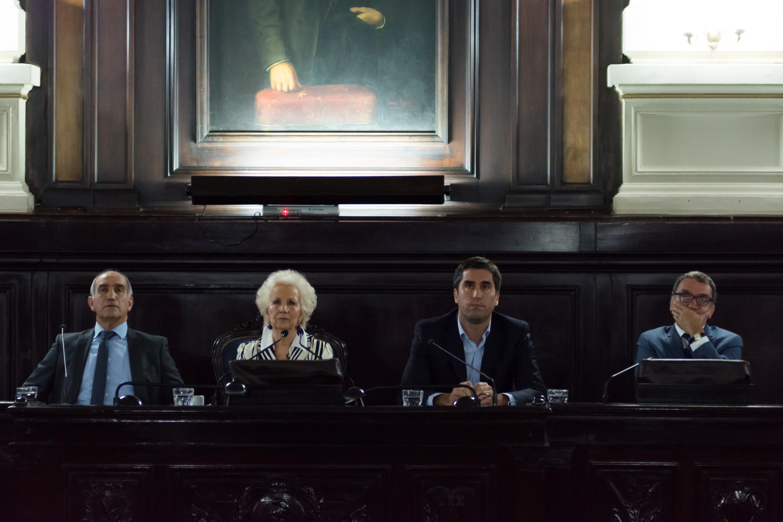"""Carlotto: """"No tenemos odio, ni queremos venganza, ni revancha, sólo pedimos Justicia"""""""