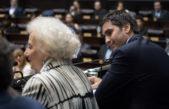 Mosca criticó a Bonafini por las declaraciones contra Vidal y Carlotto