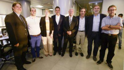 La Plata / Massa con Stolbizer y Lavagna lanzaron la Escuela de Gobierno en la provincia de Buenos Aires
