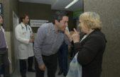 M. Argentinas / Nardini inauguró el Hospital de Día para Pie Diabético