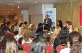 Corazones Azules Argentina se presentó en Mar del Plata