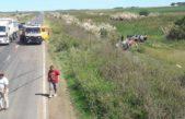 #Urgente / Tras un nuevo accidente en la ruta Nº33, ediles del FR-Rivadavia piden a Macri que la reparen