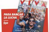 """Los gráficos de AGR-Clarín lanzaron la revista """"VIVA las luchas obreras"""""""
