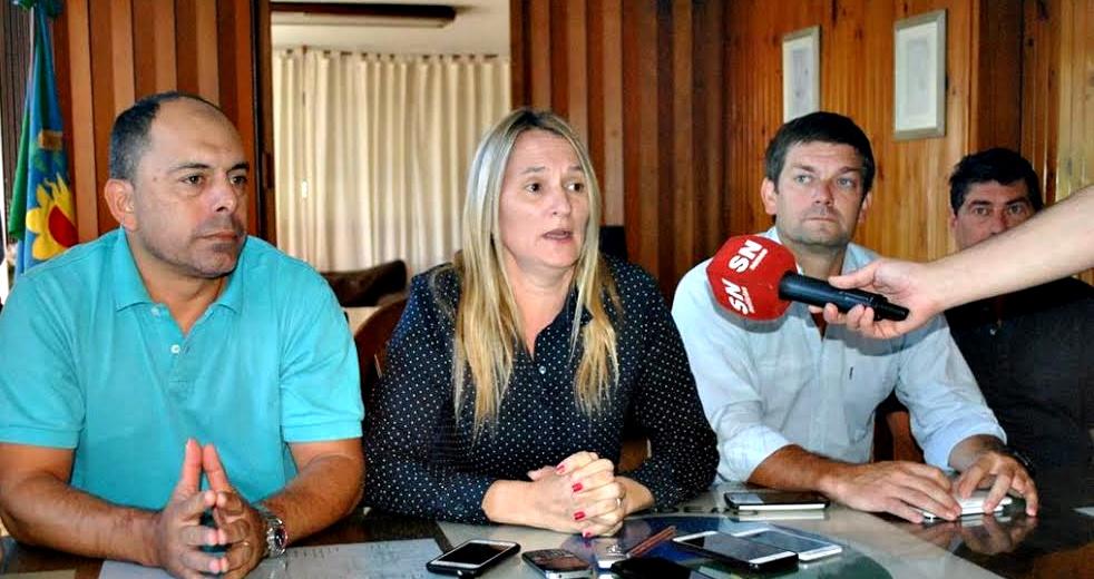 """Baradero / La intendenta de Cambiemos reconoció que la ciudad atraviesa una """"crisis laboral"""""""