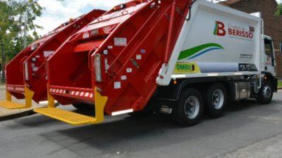 """Berisso / Nedela declaró la """"Emergencia Sanitaria"""" porque hace 8 días que no hay recolección de residuos"""