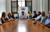 Olavarría / El intendente recibió el apoyo de los legisladores del bloque Cambiemos