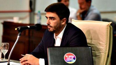 Olavarría / Leve autocrítica, excusas y preguntas sin aclarar en la interpelación al intendente Galli