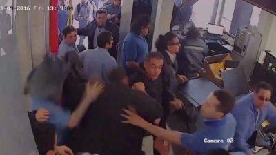 Por los destrozos en la terminal de Barracas el año pasado, MONSA aplicará sanciones disciplinarias