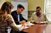 Diputados firmó un convenio de cooperación con la Asociación Conciencia