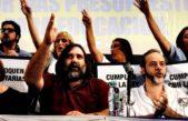 """Docentes bonaerenses ratifican el paro y repudian el proyecto """"voluntarios"""" rompehuelgas"""