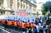Los gremios docentes ratificaron el paro y no acatarán la conciliación obligatoria