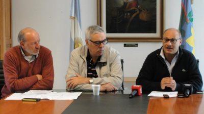 Balcarce / El intendente Reino anunció la ampliación de la red de gas