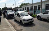San Miguel / Robó un auto y fue detenido tras una impactante persecución