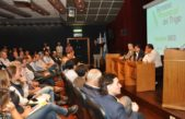 """Sarquís encabezó la jornada central de la """"Semana Provincial del Trigo"""" en Necochea"""