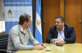 La Plata / Garro y Triaca buscan potenciar el empleo en la capital provincial