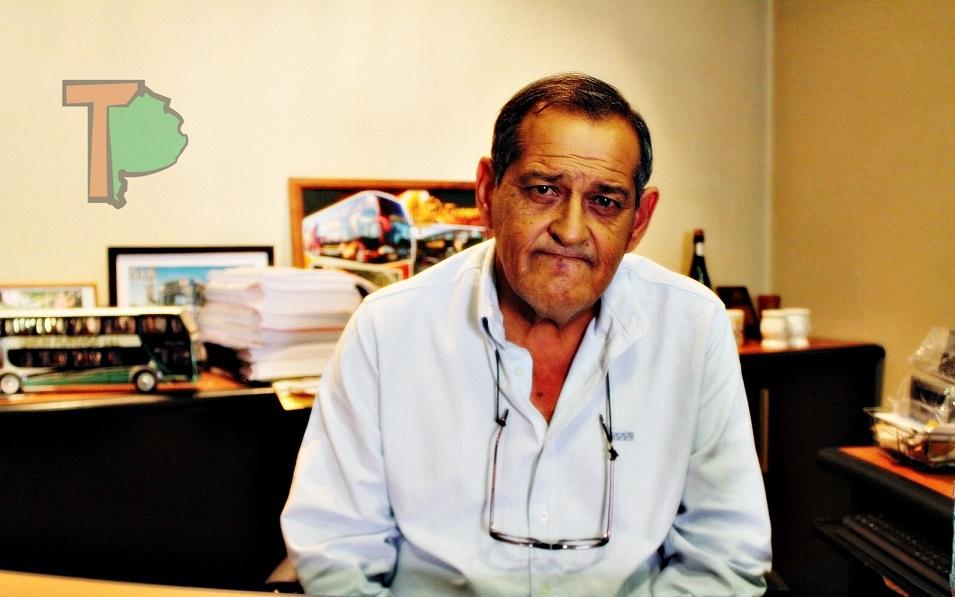 """Colectivos paralizados en La Plata: """"Los choferes quieren trabajar pero la empresa está tomada"""", dicen desde la UTA"""
