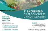 Se viene el 2°Encuentro de Productores y Consumidores en el Periurbano Platense