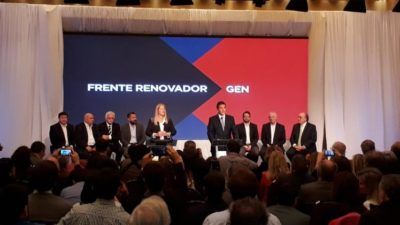 """#FueNoticiaEnTP / Sergio Massa y Margarita Stolbizer presentaron el Plan """"Bajemos los precios"""""""