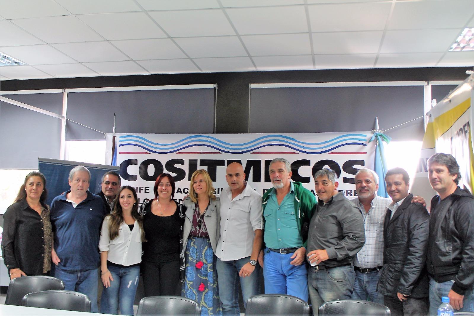 Gremios de la Comunicación y la Facultad de Periodismo de la UNLP firmaron acuerdo de cooperación y promoción del trabajo local