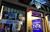 V. López / Inauguraron el Centro Cultural y Político Micaela García en Olivos