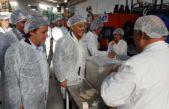San Miguel / El Ministro Cabrera y Méndez participaron de una jornada Pyme