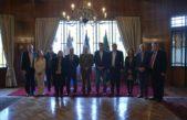 Diputados de diferentes partidos analizan las políticas de seguridad de Chile