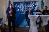 """D´Onofrio presentó su libro en La Plata y afirmó """"con el código penal que propone Massa, Micaela estaría viva"""""""