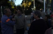Mercedes / Ustarroz apuesta a la obra pública e inauguró la repavimentación de una arteria principal de la ciudad