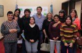 Mercedes / CAIDIM y el Municipio firman convenio para continuar trabajando juntos sobre reciclaje