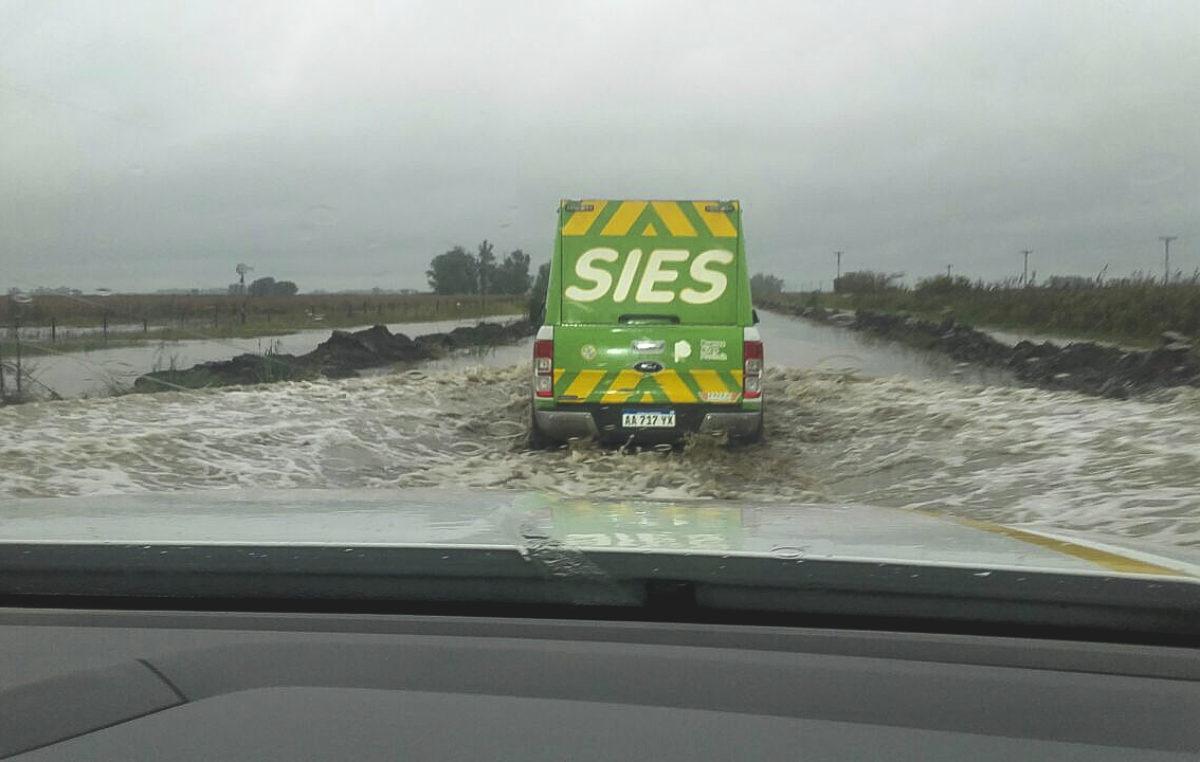 Gral Villegas / Desde Salud de provincia envían camionetas para brindar asistencia sanitaria