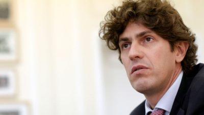 Martín Lousteau renuncia como embajador en EEUU y anticipa su salida de Cambiemos