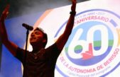 """Berisso celebró los 60 años de Autonomía con """"Banda XXI"""""""